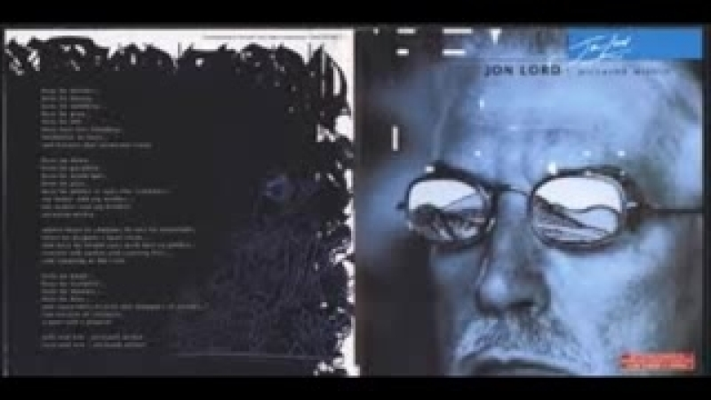 Jon Lord - Pictured Within ( 1997)
