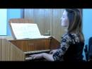 MVI_0284 - А. Солер. Концерт № 6 для двух клавесинов Ре мажор.