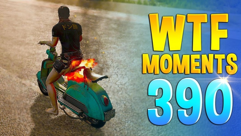 PUBG Daily Funny WTF Moments Highlights Ep 390