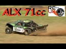 ALX SUPER 71cc MALOSSI 4wd Losi 5t 'DRIFT KING!