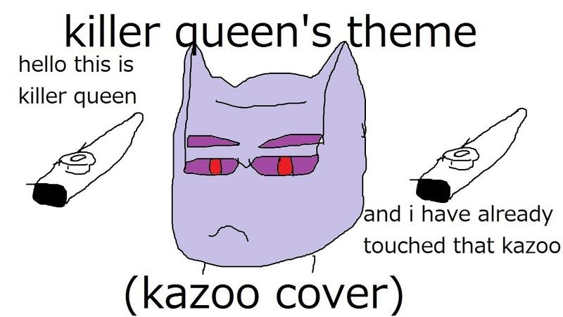Yoshikage Kira's Theme (Kazoo Cover)