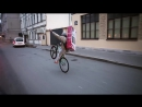 1K$ monitor fixed gear bike delivery in Russia