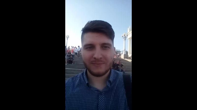 Сергей Дикарев Live