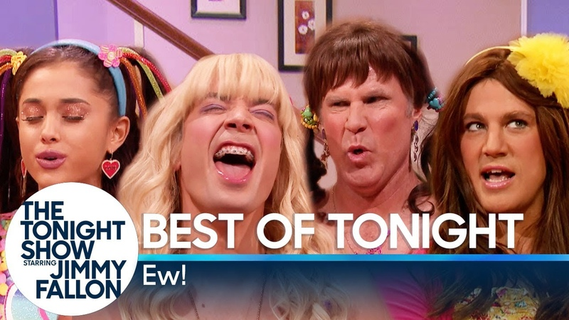 Best of Ew! on The Tonight Show