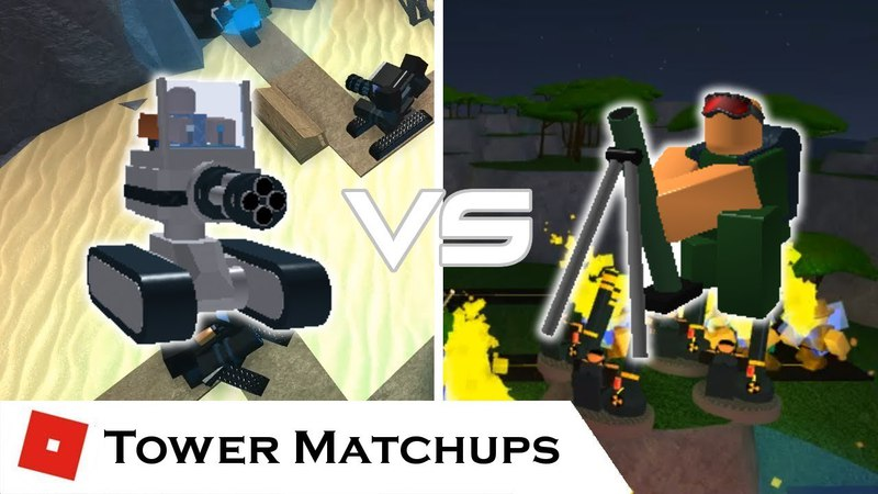 Annihilation Rivalry Tower Matchups Tower battles ROBLOX