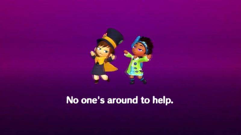No ones around to hat.
