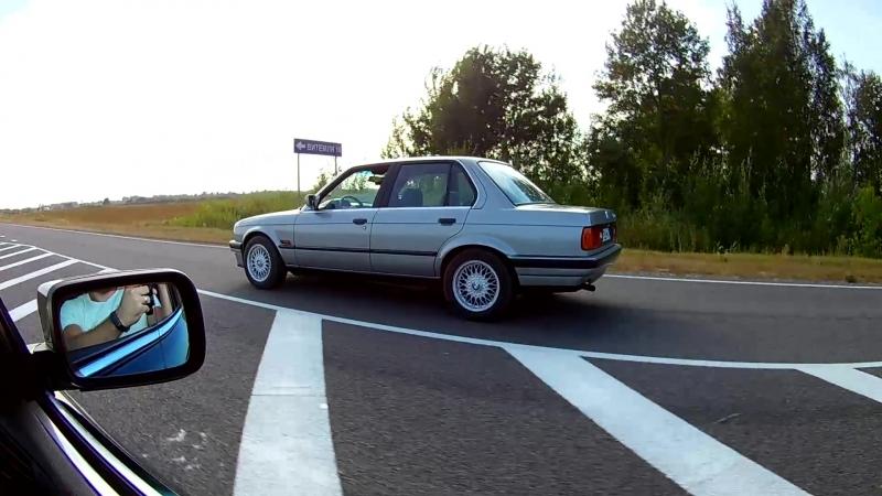 БМВ Е30 и Е39. Старые седаны, которые актуальны и сегодня.
