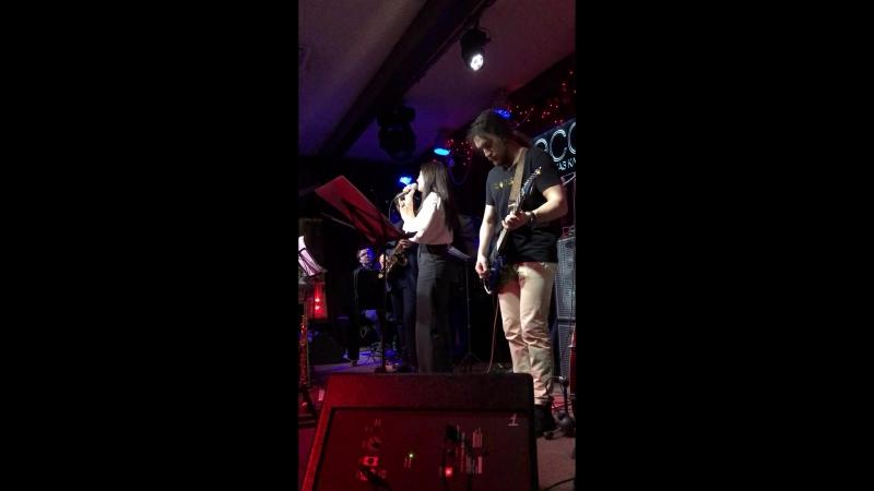 Tim Hazanov Blacksax band