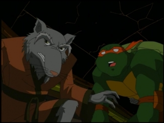 TMNT 2003 3 сезон 10 серия