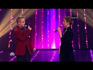 «Ты супер!»: Катя и Ян Йоцефовски, 12 лет, Германия. «Champs Elysees»