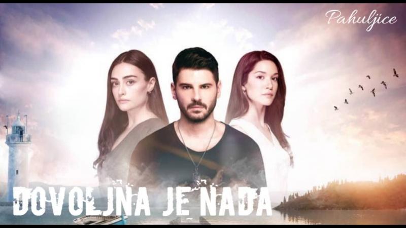 Dovoljna je nada mix 1.epizode Elif i Yilmaz pronalaze bebu