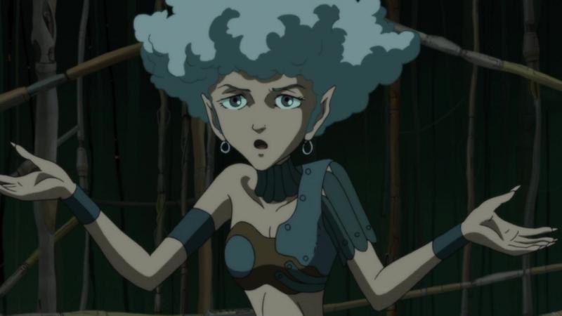 Soukou Kihei Votoms: Gen-ei Hen OVA - 05 (RUS озвучка) (эпичное, фантастика, боевик)