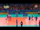 Волейбол. ЧМ 2018. Мужчины. Сербия - Россия. Группа C. 5-ый тур. 18.09.2018