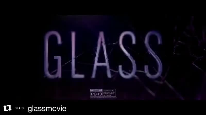 ⚡️👹NO. WAYYY👹⚡️ Dream. Come. True. Come join the reunion on January 18th Glass movie GLASS