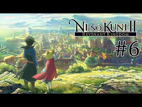 ЗАПИСЬ СТРИМА ► Ni no Kuni II: Revenant Kingdom 6