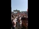 Бранденбургские ворота. 9.05.18