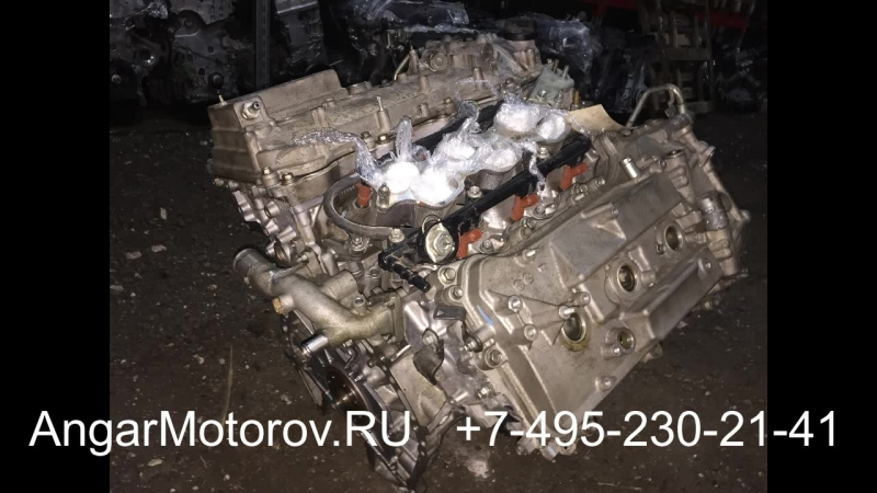 Купить Двигатель Toyota Venza 3.5 4WD 2GR-FE Двигатель Тойота Венза 3.5 2GR FE Наличие без предоплаты