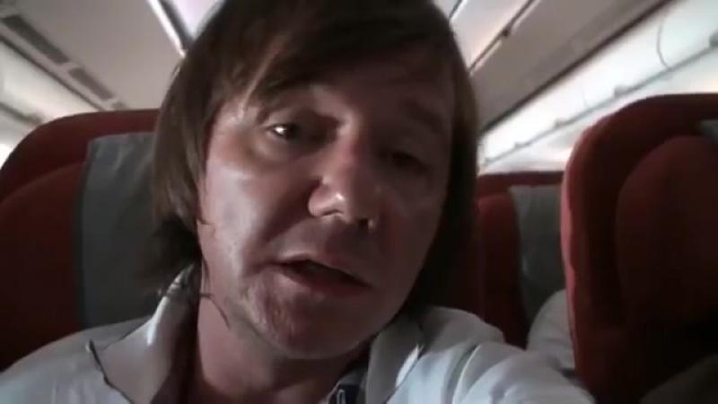 [dikayalapka] Детная истеричка скандалит в самолете