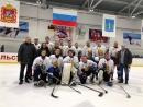 III районного Кубка Главы Раменского муниципального района по хоккею с шайбой среди любительских команд