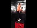Кроссфит и лучший тренер( прыжки на куб 60 см)