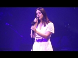 Lana Del Rey Old Money (Live @ LA To The Moon Tour Palacio Vistalegre)