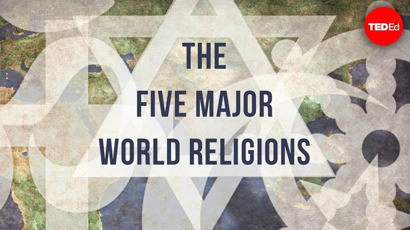 The five major world religions John Bellaimey