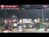 PPL 2015_ Hot Rod Semis pulling in Oak Harbor, OH