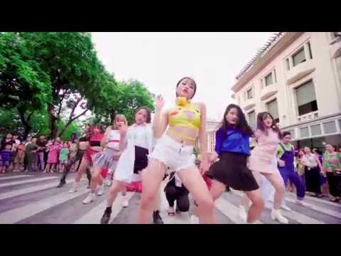 1theK Dance Cover Contest BAAM MOMOLAND 모모랜드 KPOP IN PUBLIC by The Heat from Vietnam