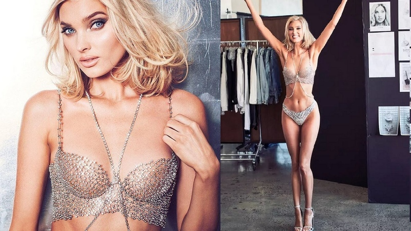 Victoria's Secret Fashion Show 2018: VS Angel Elsa Hosk to wear 2018 Fantasy Bra
