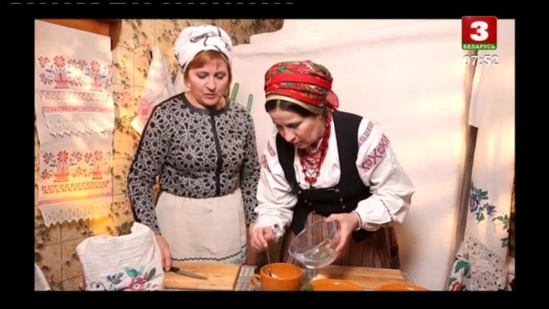43 Беларуская кухня Грибной суп