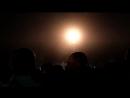 Фейерверк на фестивале Свадьба в Малиновке