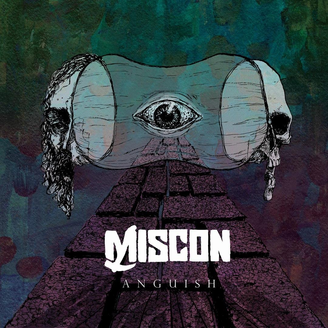 Miscon - Anguish [EP] (2017)