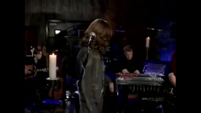 Martina McBride - AOL Sessions - You Win Again