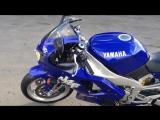 Мотоцикл Yamaha R1 2000