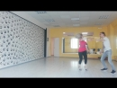 "Bachata. Артём Лимонов и Мурзина Ольга. Школа танцев ""Le'mur dance"" #lemurdance"