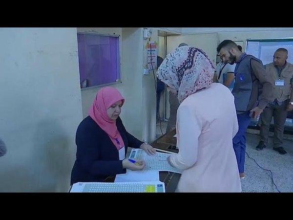 Иракцы избирают парламент