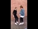 танцы у девочек и мальчиков