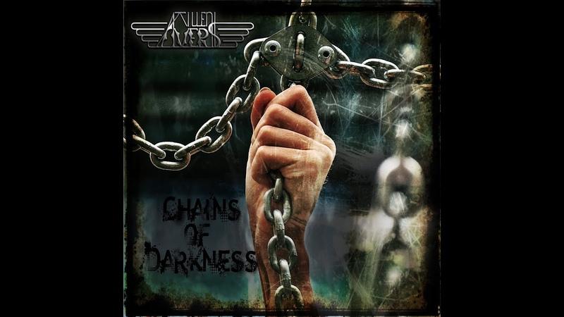 Heavy Metal TILLEN AVERS Chains Of Darkness 2018 Single