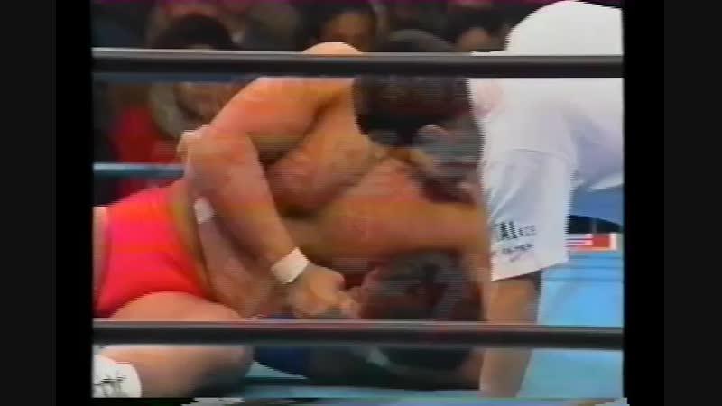 1994.02.24 - Takao Omori vs. Johnny Gunn [JIP]