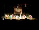 Первый раз на сцене. Танец Кукла барби