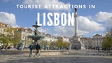 10 Top Tourist Attractions in Lisbon - Travel Video