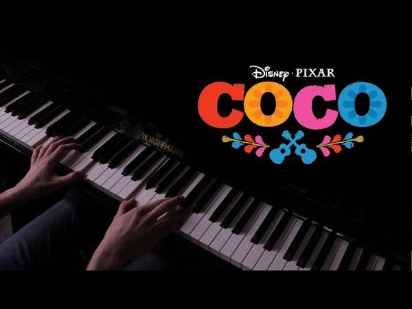 Remember Me, Coco - Piano Cover