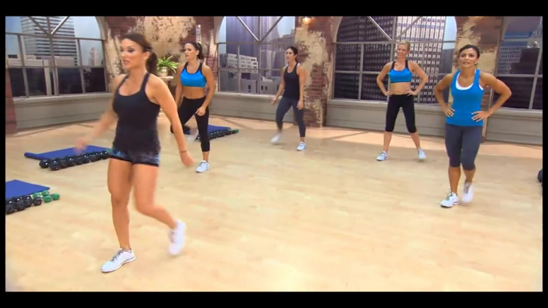 ICE – Chiseled Lower Body Blast - Cathe Friedrich