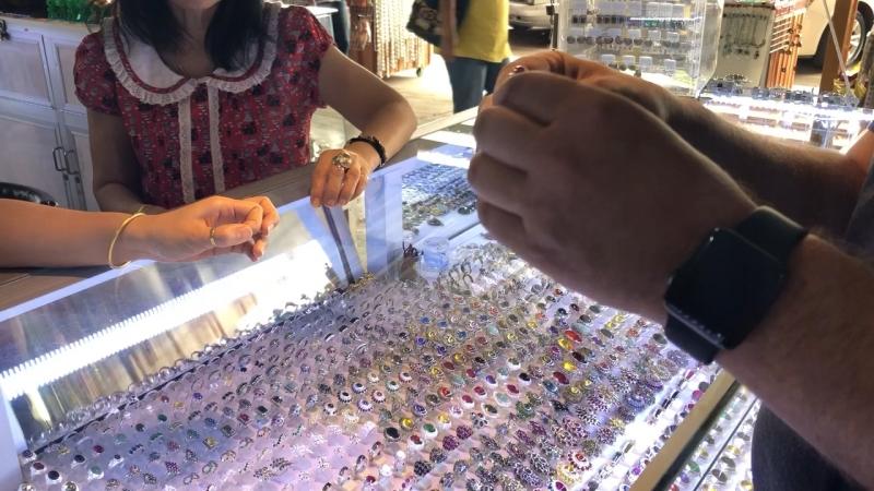 Рубин или не рубин 🤔 Бирманские камни