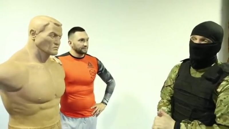 Убойная двойка- Советы инструктора спецназа