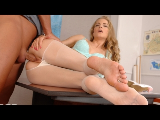 Cayenne Klein [HD 720, All Sex, Blonde, Foot Fetish, Feet, Pantyhose, Stockings, Hardcore, Blowjob, Big Ass, Soles, Legs]