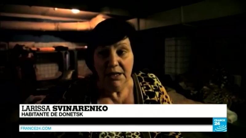 Ukraine reportage dans le plus grand abri anti atomique de