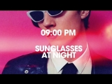 VMAN: Who said you cant wear sunglasses at night?