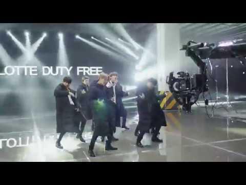 LOTTE DUTY FREE x BTS(방탄소년단) M/V You're so Beautiful Making Film