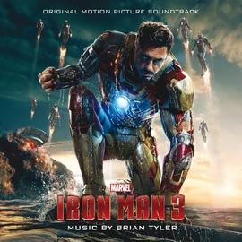 Brian Tyler альбом Iron Man 3